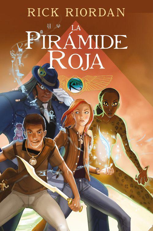 LA PIRAMIDE ROJA (LAS CRONICAS DE LOS KANE [COMIC] 1)