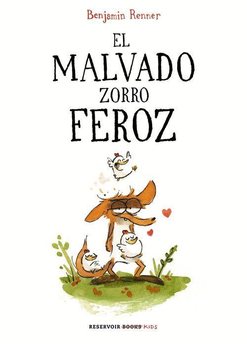 MALVADO ZORRO FEROZ  EL