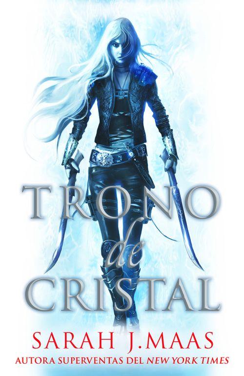 TRONO DE CRISTAL  SERIE TRONO DE CRISTAL