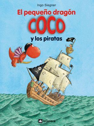 EL PEQUEÑO DRAGON COCO Y LOS PIRATAS