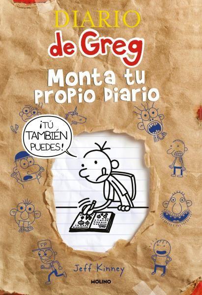DIARIO DE GREG. MONTA TU PROPIO DIARIO.