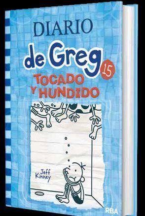 DIARIO DE GREG 15 TOCADO Y HUNDIDO