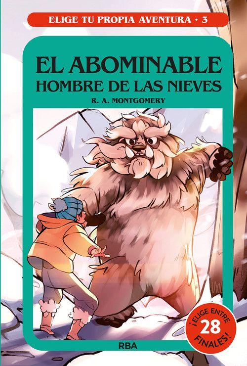 EL ABOMINABLE HOMBRE DE LAS NIEVE 3