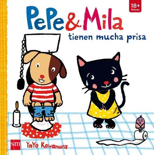 PEPE Y MILA TIENEN MUCHA PRISA
