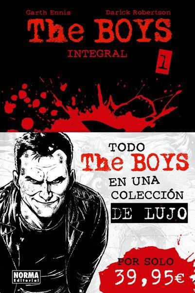 THE BOYS INTEGRAL VOL.1