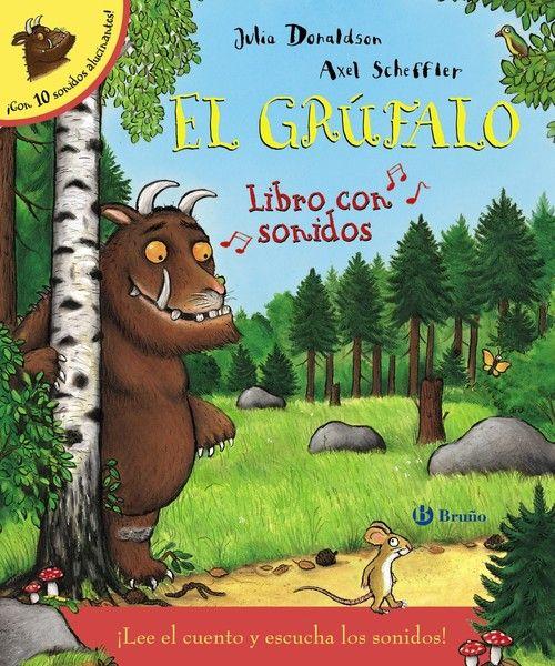 EL GRUFALO. LIBRO CON SONIDOS