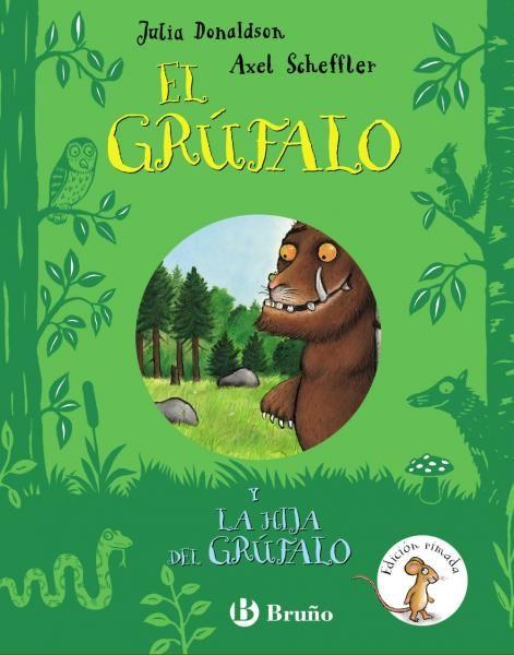 EL GRUFALO Y LA HIJA DEL GRUFALO. EDICION RIMADA