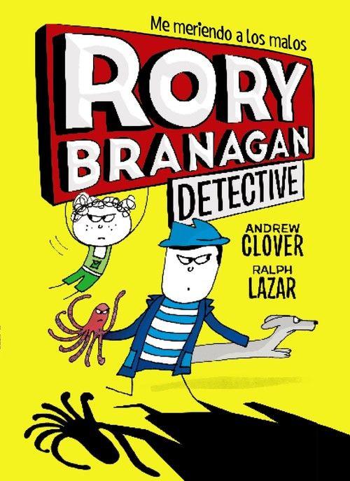 RORY BRANAGAN   1. RORY BRANAGAN  DETECTIVE