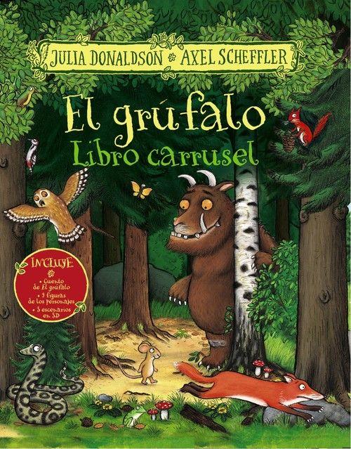GRUFALO LIBRO CARRUSEL EL