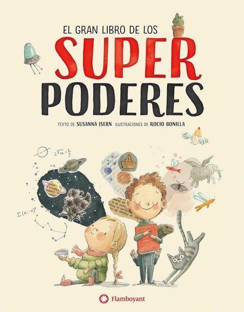 GRAN LIBRO DE LOS SUPERPODERES EL