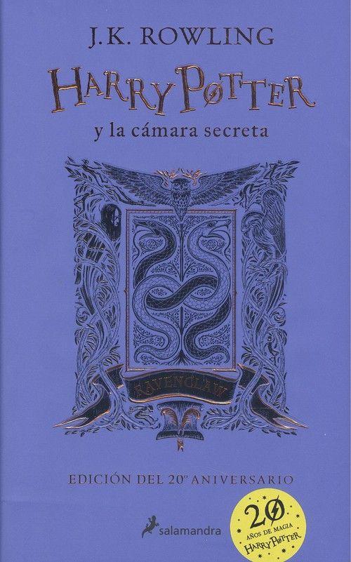 HARRY POTTER Y LA CAMARA SECRETA. RAVENCLAW  AZUL