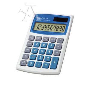 Calculadora bolsillo ibico 082x 10 digitos solar/bateria