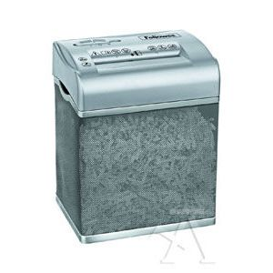 Destructora de papel fellowes shredmate gris tamaño recibo