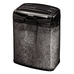 DESTRUCTORA DE DOCUMENTOS FELLOWES M7CM CORTE EN PARTICULAS