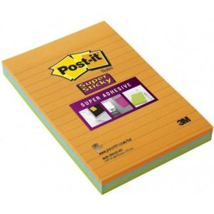 PACK/3 BLOCK NOTAS POST-IT 101X152 MIA