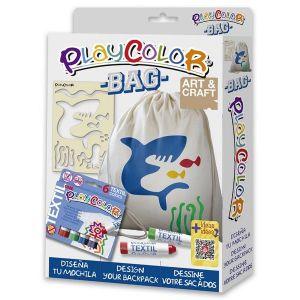 Kit manualidades playcolor pack bag