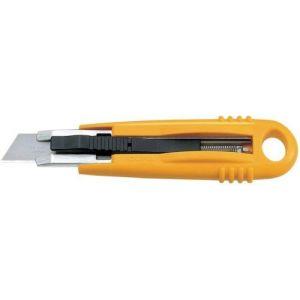 Cutter de seguridad olfa sk-4 cuchilla de 18mm con guia metálica