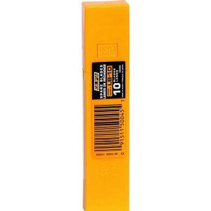 Paq/10 cuchillas olfa cutter 18mm l-1