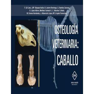 PACK OSTEOLOGIA VETERINARIA: CABALLO (LIBRO + LIBRO EN LA NUBE)