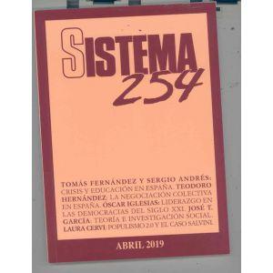 SISTEMA 254