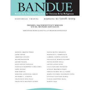 BANDUE 11 - DIOSES   SACERDOTES Y MAGOS EN EL MUNDO ANTIGUO