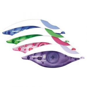 Expositor 24 cinta correctora dryline grip paper mate 5mmx8.5m