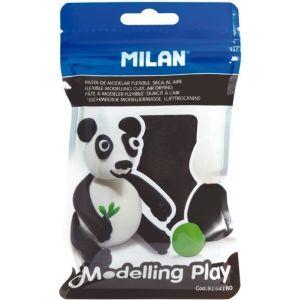 C/12 pasta para modelar negro 100g modelling play