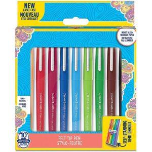 Estuche 10 rotuladores paper mate flair colores surtidos