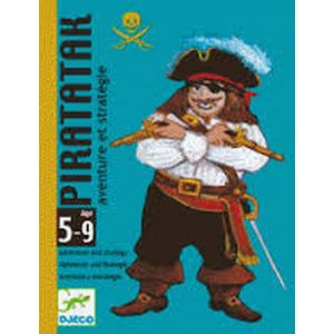 CARTAS PIRATATAK (DJ05113)