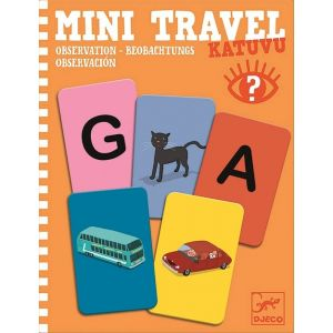 MINI TRAVEL KATUVU OBSERCACION 35371