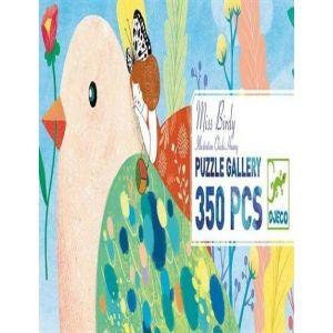 PUZZLE GALERIA MISS BIRDY