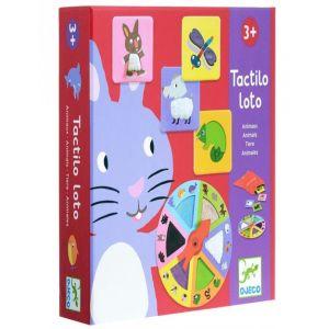 TACTILO LOTO ANIMALES 38129