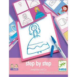 EDULUDO STEP BY STEP JOSEPHINE AND CO (DJ08320)