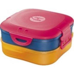 Tupper 3 en 1 kids concept rosa