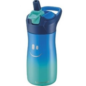 Botella 430ml en acero inoxidable concept kids azul