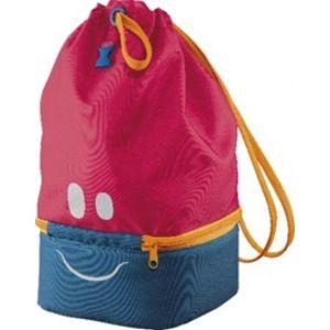 Bolsa portameriendas termica kids concept rosa