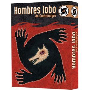 LOS HOMBRES LOBO DE CASTRONEGRO  JUEGO DE MESA