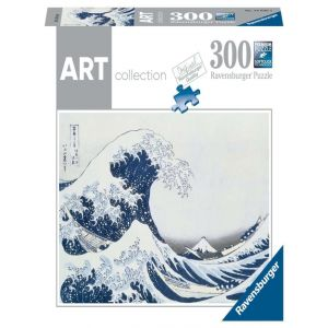 PUZZLE THE GREAT WAVE OFF KANAGAWA