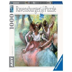 PUZZLE DEGAS - FOUR BALLERINAS ON THE STAGE 1000