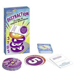 Juego de cartas distraction