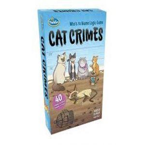 JUEGO DE LA OCA. CAT CRIMES