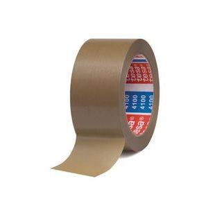 Pack 6 rollos cinta embalaje marron pp standard 66mx50mm
