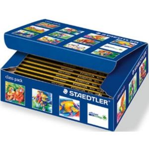 Caja 144 lapiz noris 120-2 hb class pack