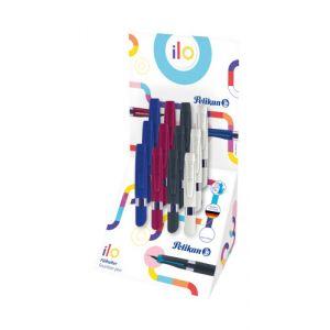 Exp 12 pluma estilografica dx ilo colores surtidos
