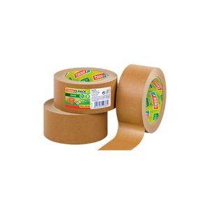 Rollo cinta tesapack papel ecologico 50mx50mm