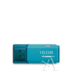 PENDRIVE 16GB USB 2.0 TOSHIBA HAYABUSA TURQUESA
