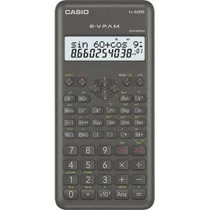 Calculadora cientifica fx82ms2 casio 240 funciones 2 lineas