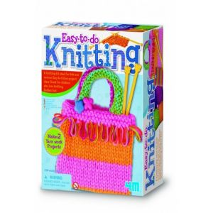 EASY-TO-DO KNITTING COSTURA 4M