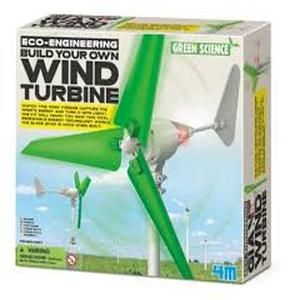 BUILD YOUR OWN WIND TURBINE MODEL SCIENCE KIT INGENIERIA