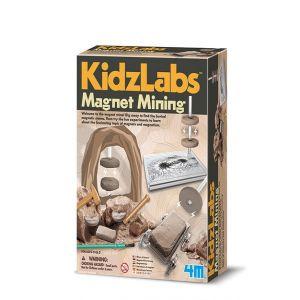 MAGNET MINING 4M / MINERIA MAGNETICA